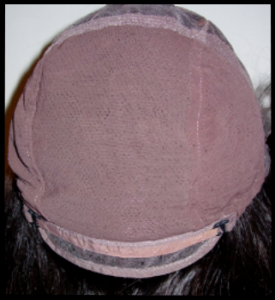 Bonnet avec attaches