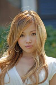 Cheveux chinois teints pour mèches de tissage