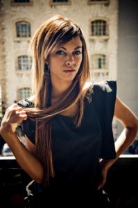 Cheveux européens pour mèches de tissage