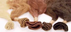 Les cheveux européens pour mèches de tissage