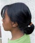 Style de coiffure libre
