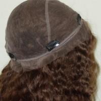 Bonnet en dentelle suisse avec clips