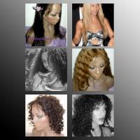 Texture perruques sur-mesure